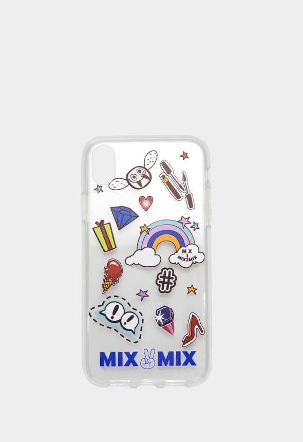 [MSAC01_21] IPHONE CASE (7, 8, X, XS, XR)