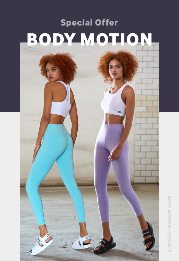 [80%단기세일]  [EVENT] [MVNT01_01] BODY MOTION LEGGINGS